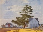 Juliana Horatia Ewing - Back Street in Fredericton 25 Oct 1867 LAC C126436 b.jpg